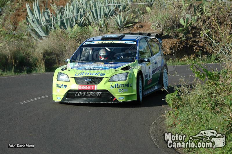 37º Rallye La Palma Isla Bonita (2ª parte)