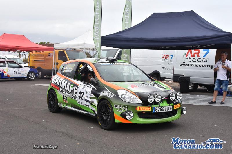 Rallye La Palma Isla Bonita 2018