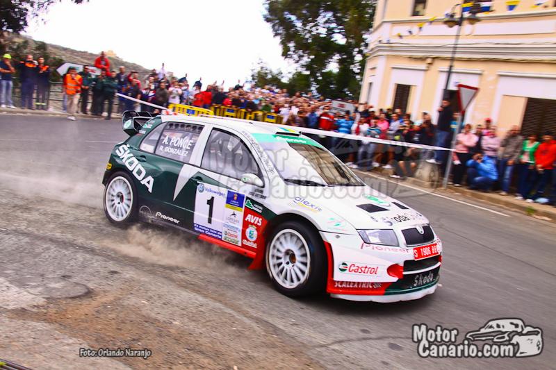 51º Rallye Isla de Gran Canaria