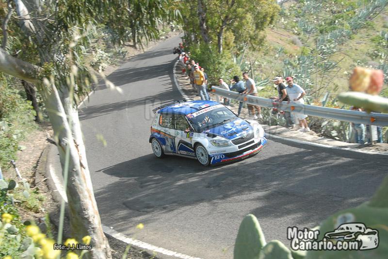 Rally Islas Canarias (Shakedown Parte 1)