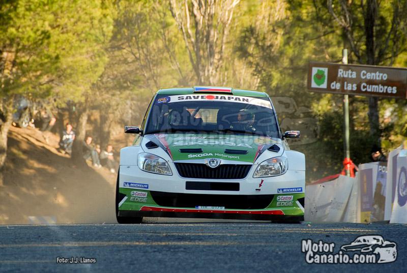 Rally Islas Canarias (Etapa 2 - 1ª parte)