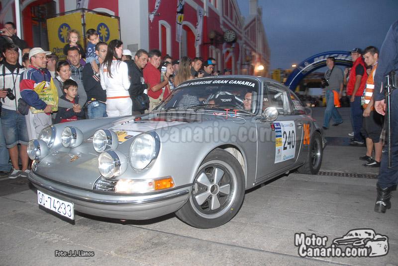 IRC Rallye Islas Canarias 2011 (Salida)