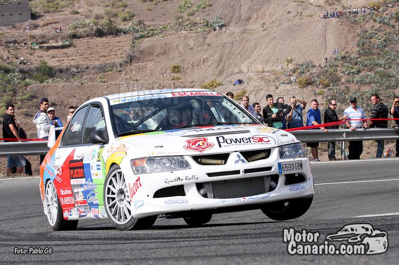 IRC Islas Canarias 2012 (Shakedown Parte 1)