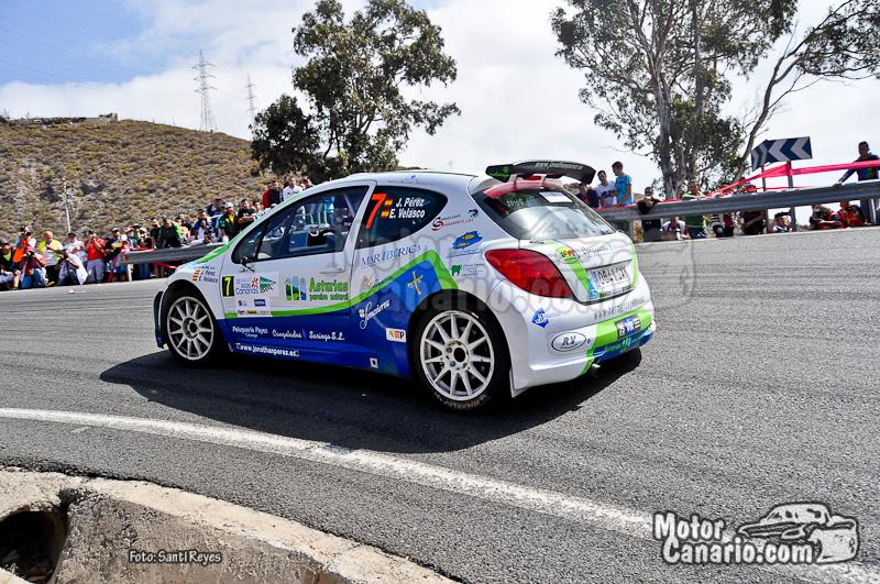 IRC Islas Canarias 2012 (Shakedown Parte 2)