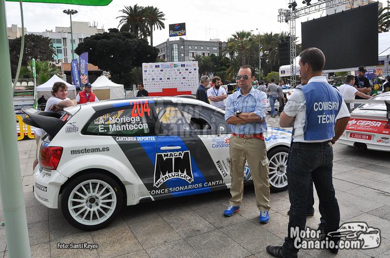 IRC Islas Canarias 2012 (Verificaciones)