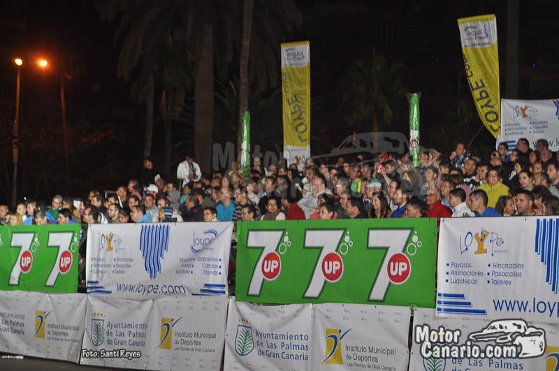 IRC Islas Canarias 2012 (Ceremonia de Salida)