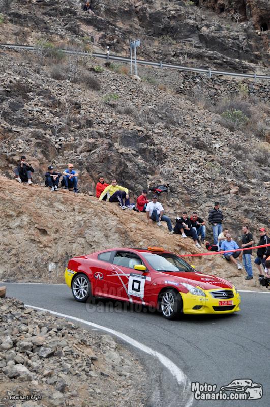 Rallye IRC Islas Canarias 2012 (Sábado Parte 1)