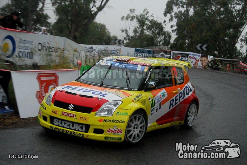 Rally Islas Canarias 2013 (Viernes Parte 2)