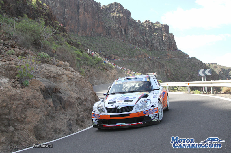 Rally Islas Canarias 2013 (Sábado Parte 2)
