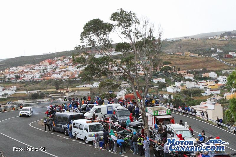 Rally Islas Canarias 2014 (Shakedown)