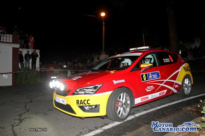 Rally Islas Canarias (Etapa del Viernes)