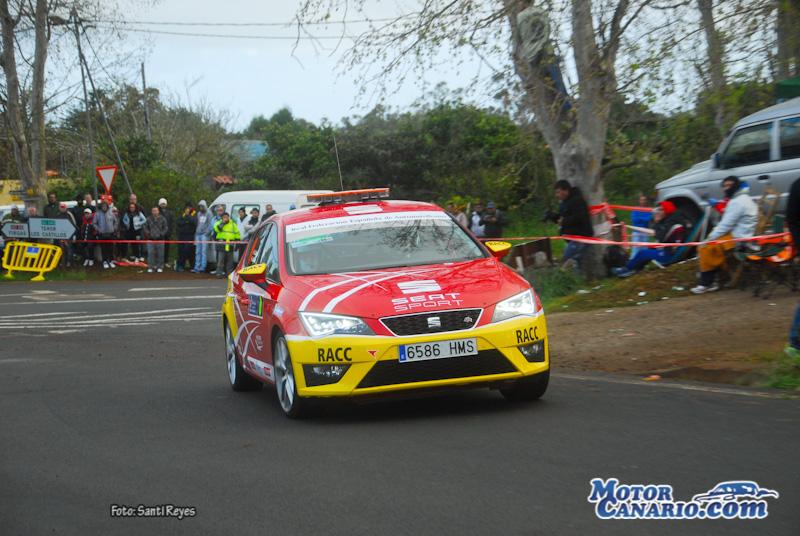 Rally Islas Canarias (Etapa del Sábado)