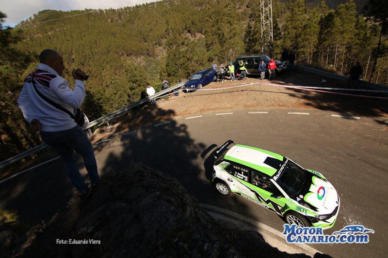 Rally Islas Canarias 2017 - Monday Test
