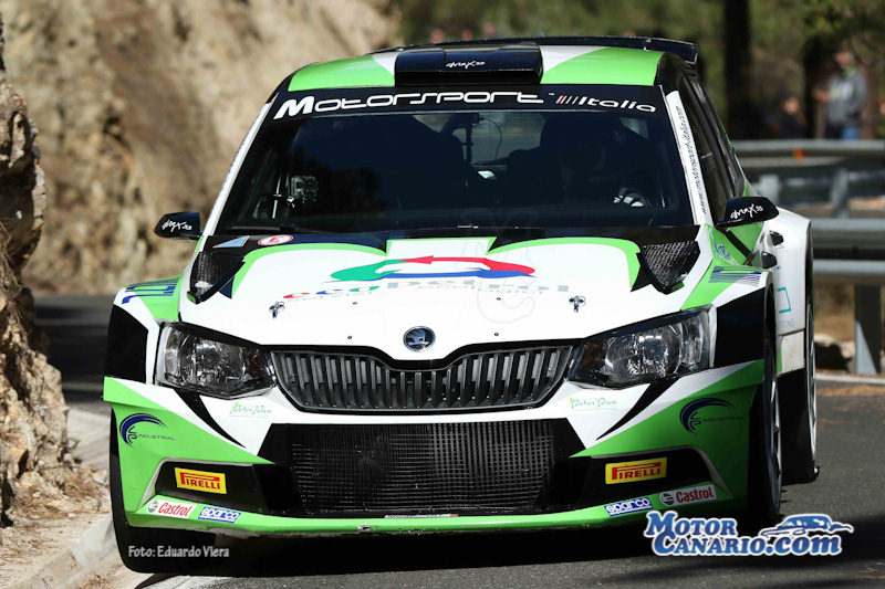 Rally Islas Canarias 2017 - Monday Test