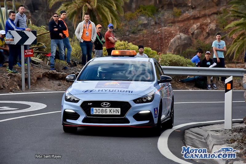 Rallye Islas Canarias 2018 (Shakedown)