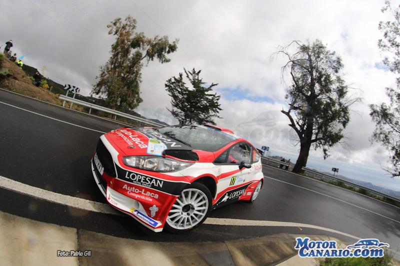Rallye Islas Canarias 2018 (Etapa 1 - Pablo Gil)