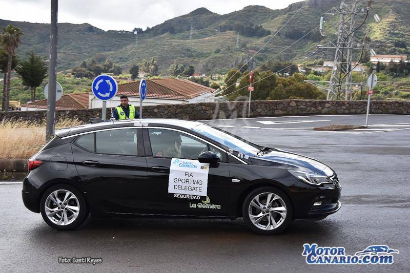 Rallye Islas Canarias 2018 (Etapa 1 - Santi Reyes)