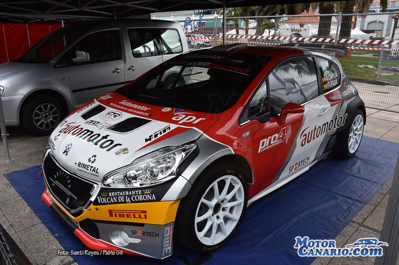 Rally Islas Canarias 2019 (Verificaciones y DISA)