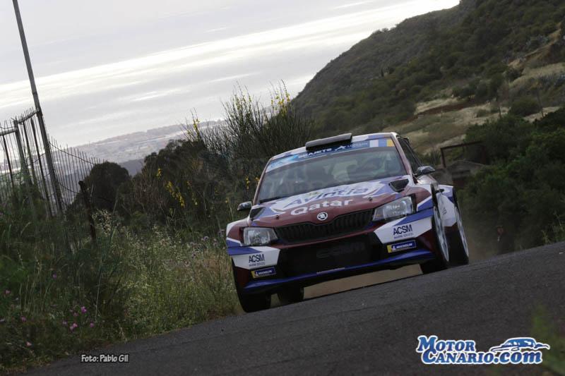 Rally Islas Canarias 2019 (Shakedown)