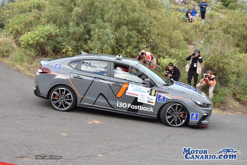 Rally Islas Canarias 2019 (Shakedown Parte 2)