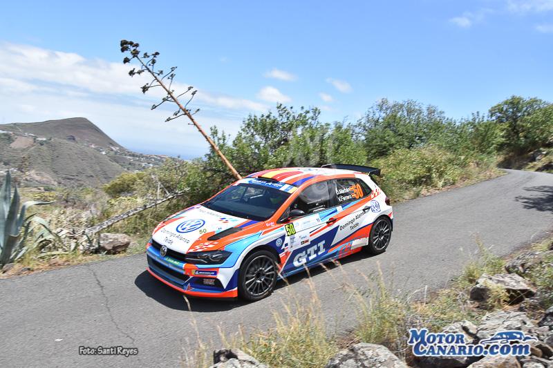 Rally Islas Canarias 2019 (Salida)