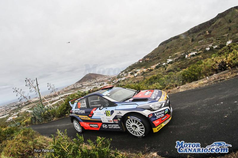 Rally Islas Canarias (Sábado Parte 1)