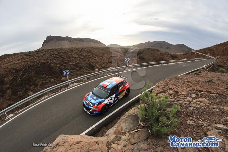 Rally Islas Canarias 2020 (Tuesday Test)