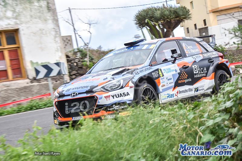 Rally Islas Canarias 2020 (Calificación)