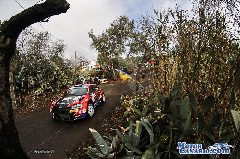Rally Islas Canarias 2020 (Viernes Parte 1)