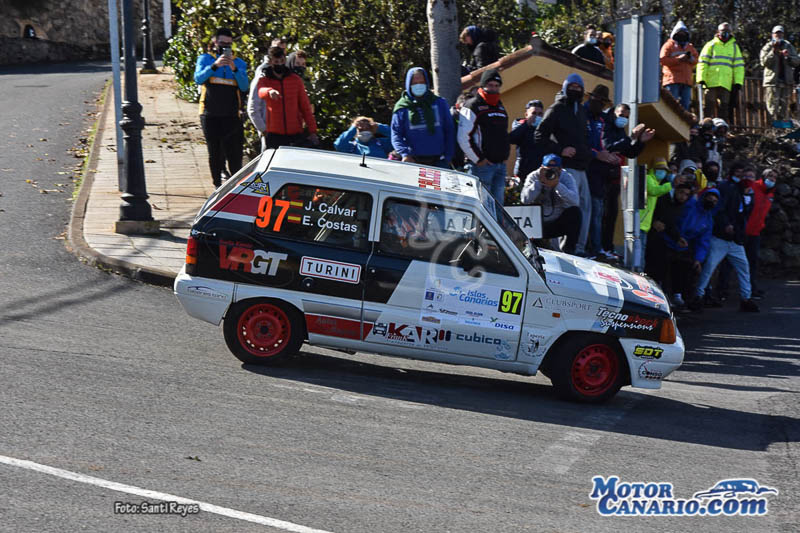 Rally Islas Canarias 2020 (Viernes Parte 2)