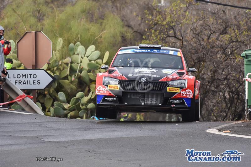 Rally Islas Canarias 2020 (Sábado Parte 2)