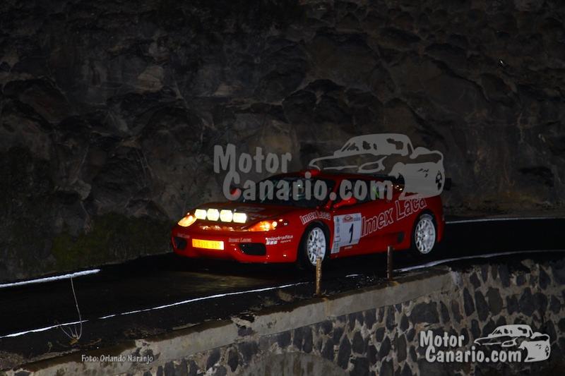 35 Rallye Internacional Isla de Tenerife