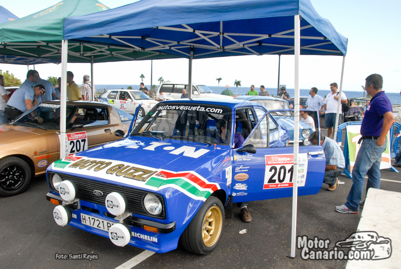37º Rallye Orvecame Isla Tenerife