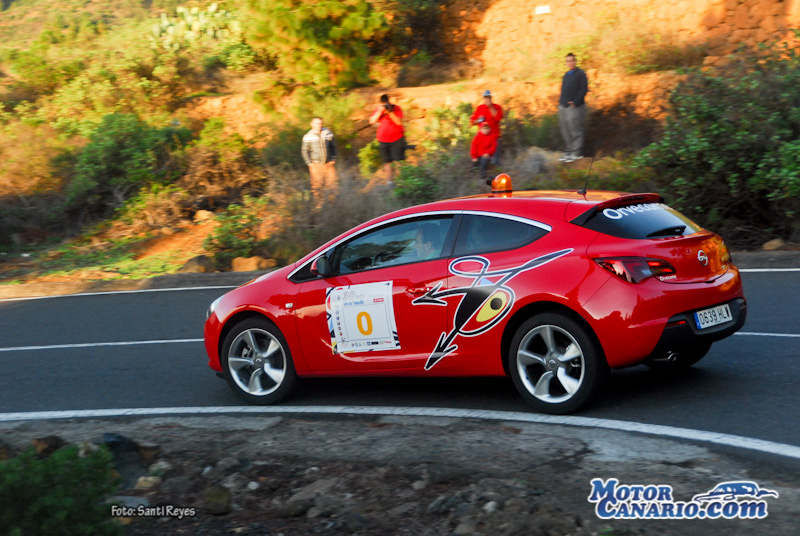38º Rallye Orvecame Isla Tenerife 2012