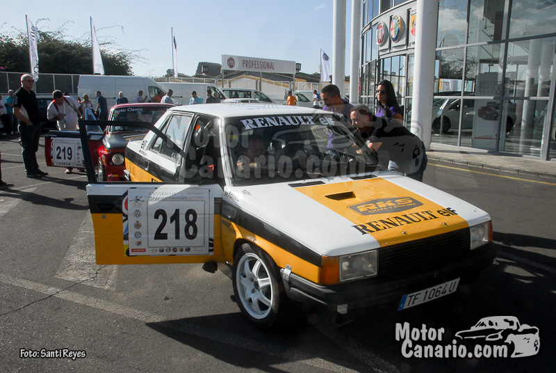 Rallye Isla Tenerife (Homenaje Nono Domínguez)