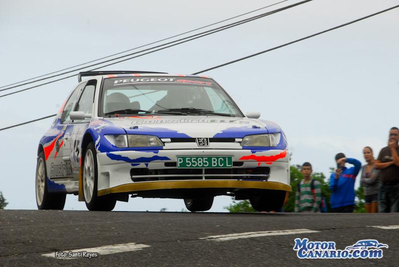 Rallye Isla Tenerife (Carrera Parte 1)