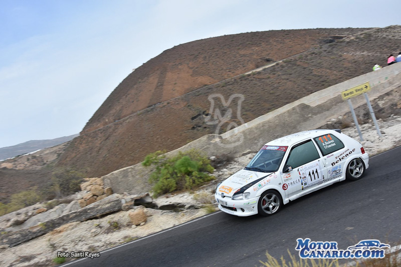 43º Rallye Orvecame Isla Tenerife 2017