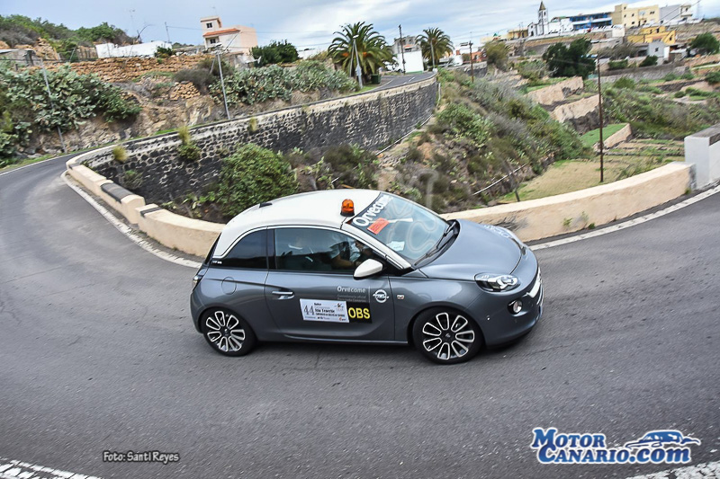 44º Rallye Orvecame Isla Tenerife 2018