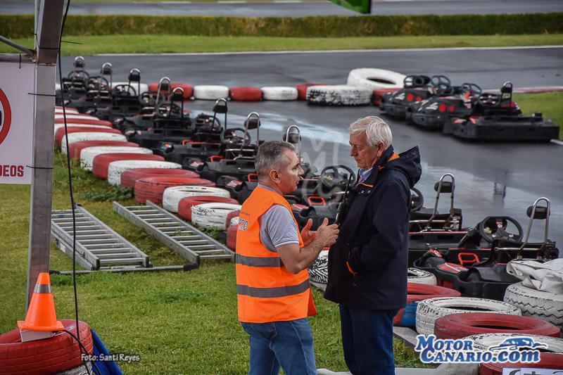 I Prueba Campeonato Karting Tenerife