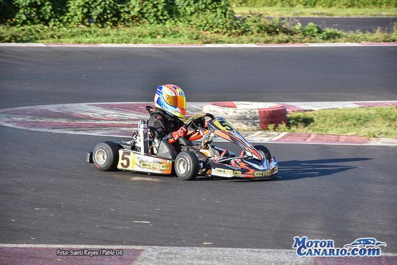 II Carrera Karting Tenerife 2019