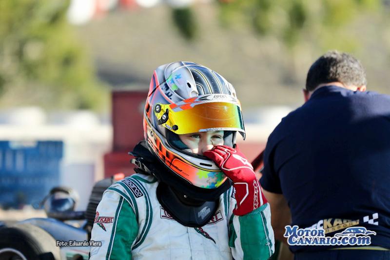 Campeonato Autonómico de Karting Lanzarote 2015