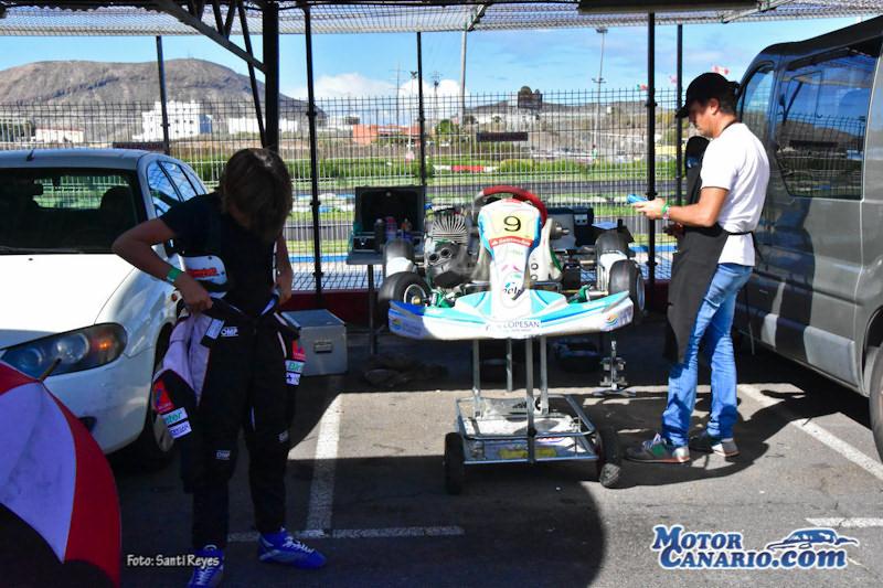 Campeonato Canarias Karting Tfe. 2016