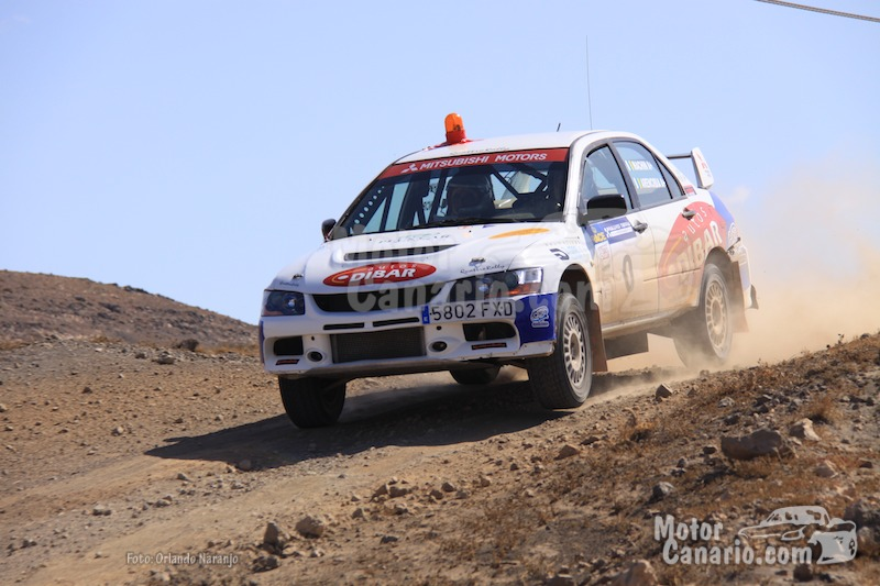 Rallye Tierra Lanzarote 2009