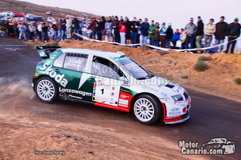 Rallye Isla de Lanzarote 2011