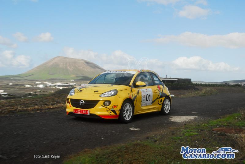 Rallye Isla de Lanzarote 2015