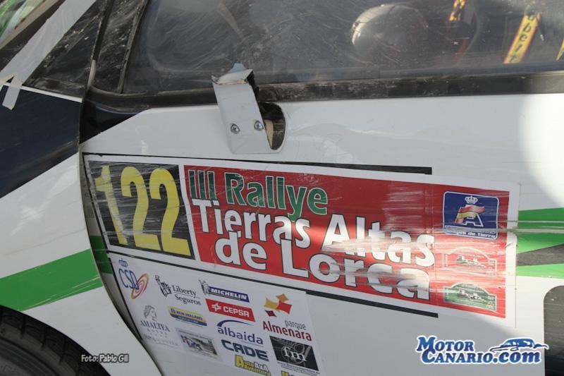 III Rally Tierras Altas de Lorca 2014