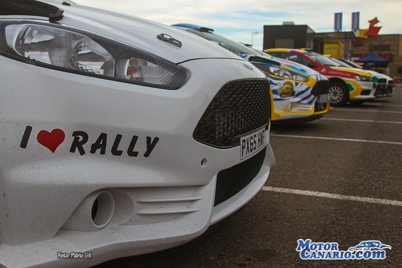 V Rallye Tierras Altas de Lorca 2016