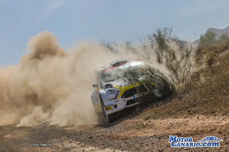 VIII Rallye Tierras Altas de Lorca 2019