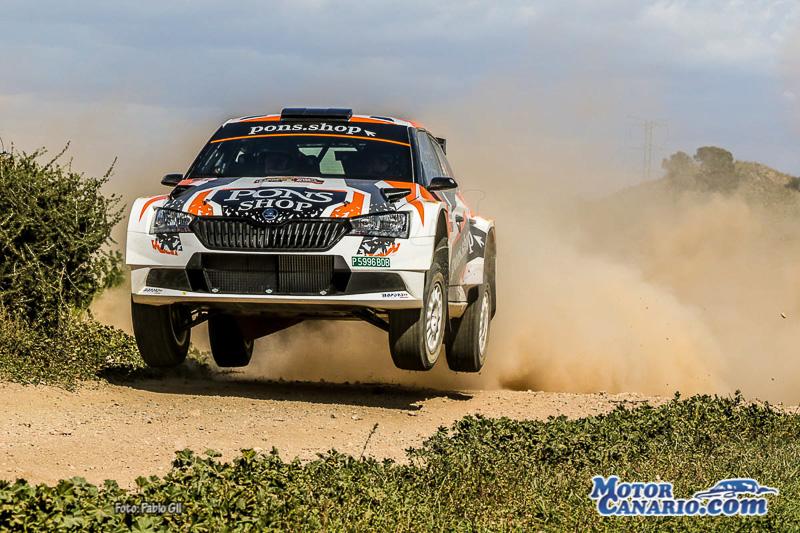IX Rally Tierras Altas de Lorca 2020