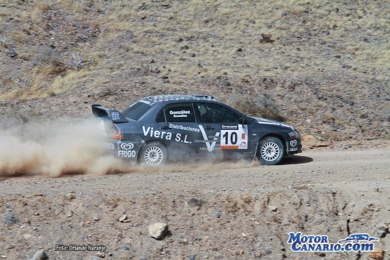 XVI Rally Isla de Los Volcanes 2013